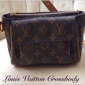 Authentic Louis Vuitton Viva Cite Crossbody